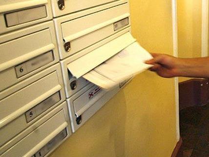 Ein 23-Jähriger verschaffte sich mit Hilfe von Zentral- und Postkastenschlüsseln Zugriff auf zahlreiche Briefe.