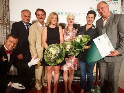 """Der Branchenwettbewerb """"Goldener Schani"""" 2012."""