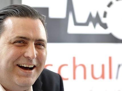 Wiens Schulschwänz-Beauftragter Horst Tschaikner ist selber Lehrer.