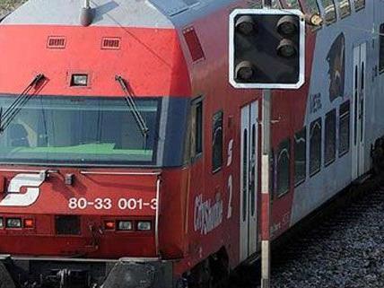 Der Verdächtige soll auch auf vorbeifahrende Züge Steine geworfen haben.