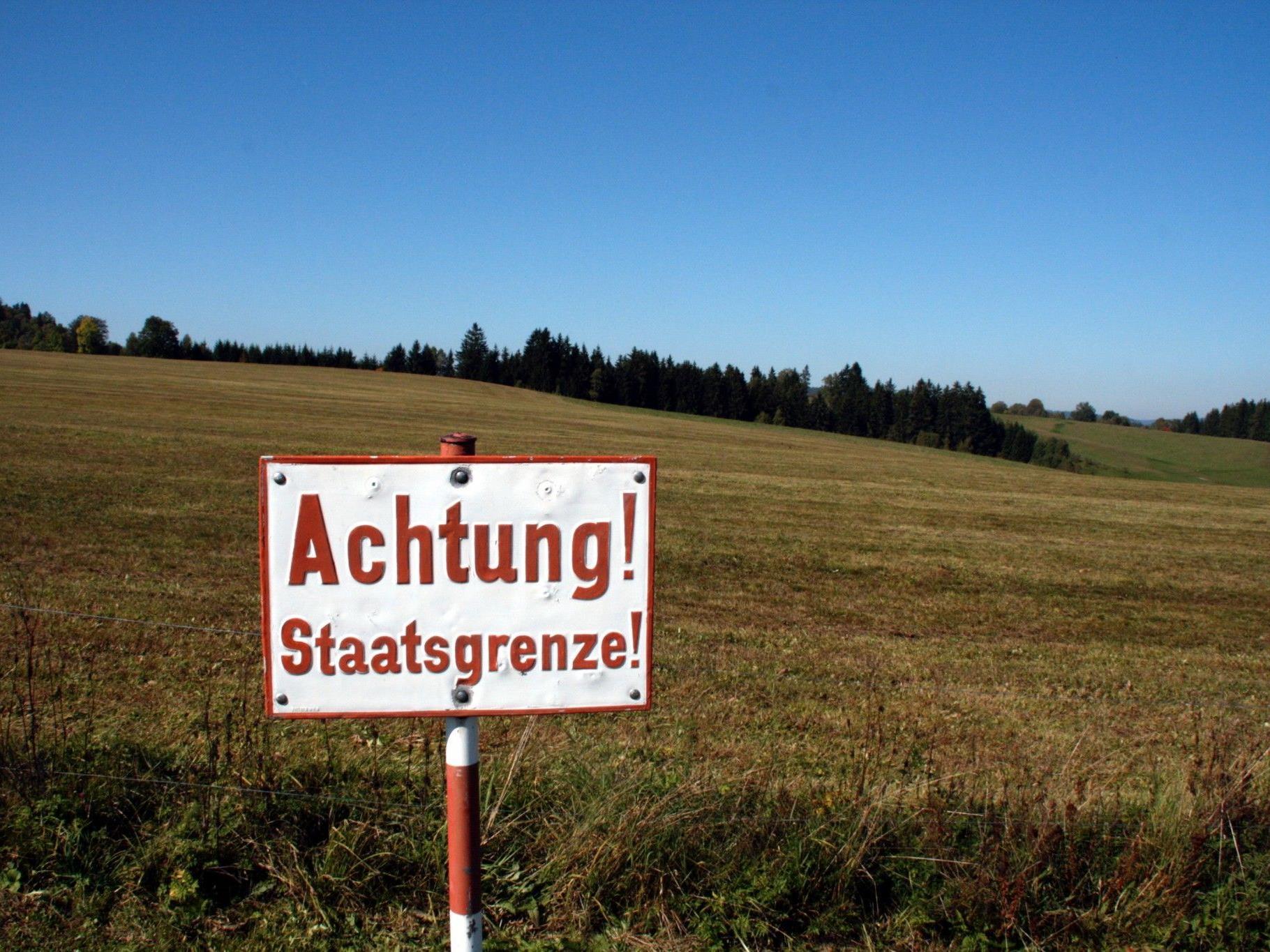 Zwei Schlepper wurden im Burgenland verhaftet