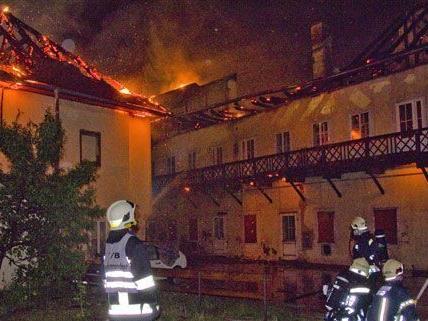 Das ist beim Großbrand in der Innenstadt von Baden passiert
