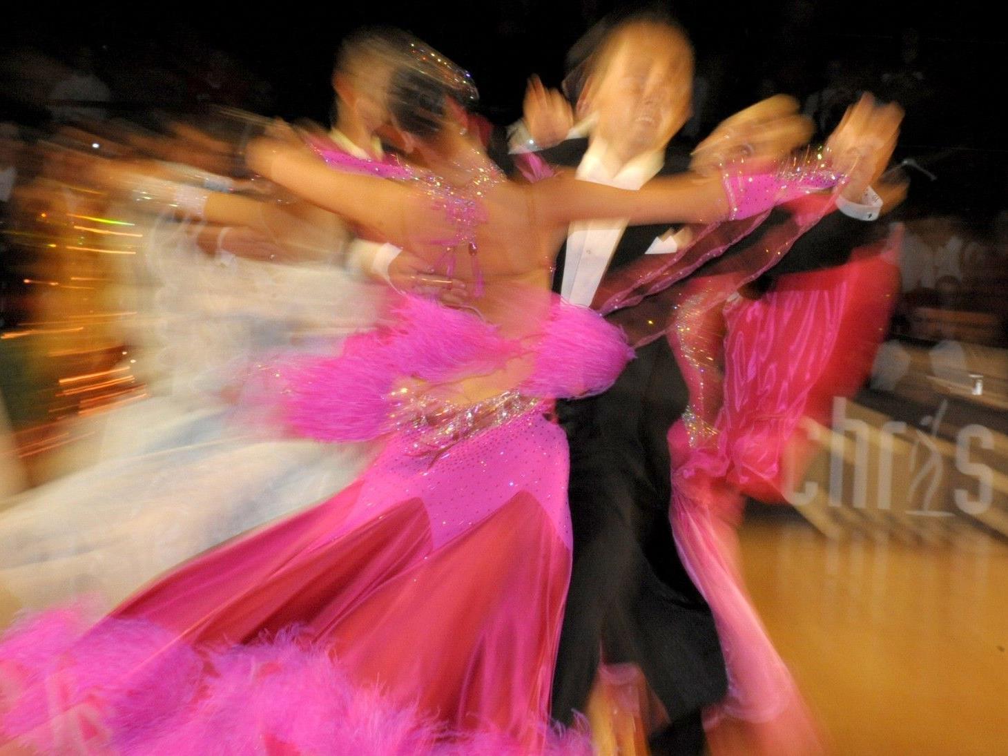 """Der """"Treffpunkt Tanz"""" lädt bis 29. September zu gratis Tanzstunden ein."""