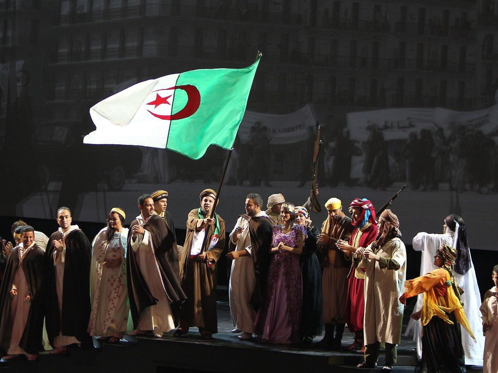 Algerien feiert den 50. Tag der Befreiung vom französischen Joch.