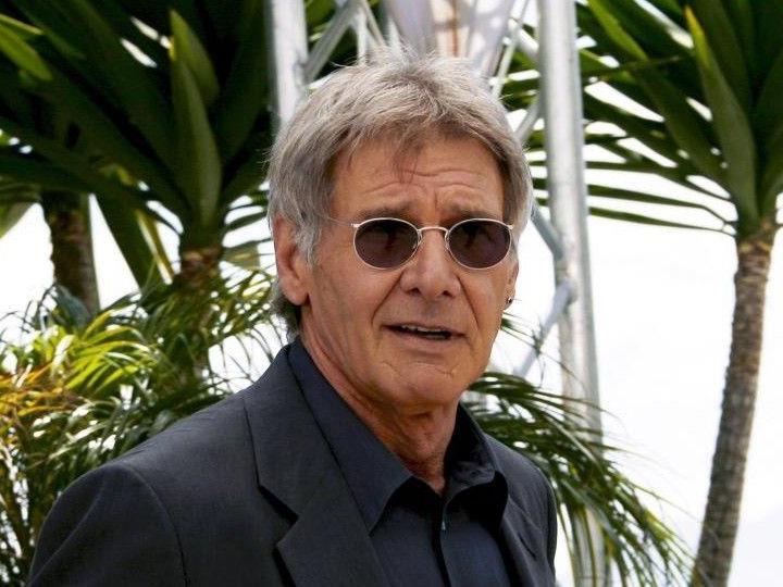 Schauspielergröße Harrison Ford feiert heute seinen 70. Geburtstag.