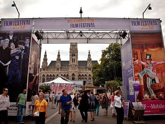 Das Film Festival am Rathausplatz verzeichnet auch heuer wieder regen Zustrom
