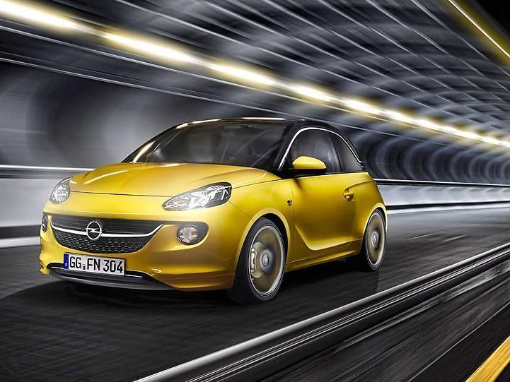 Opel Adam: So soll Opel wieder cool werden.