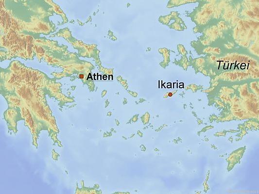 Ikaria wird wohl nicht zu Österreichs zehntem Bundesland.