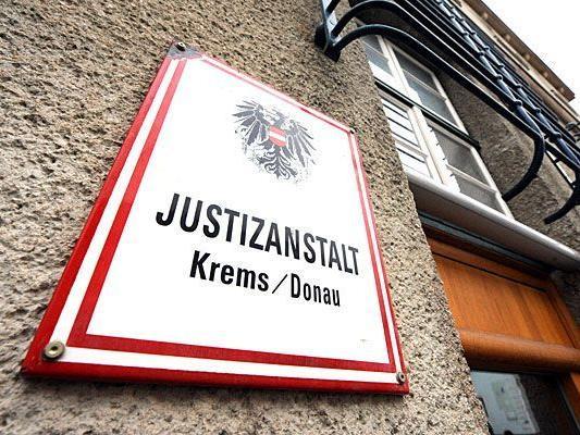 Die wegen der Arsen-Morde Beschuldigte ist in der Justizanstalt Krems in U-Haft