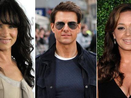 Diese Stars sind, neben Tom Cruise, ebenfalls Scientology-Mitglieder.