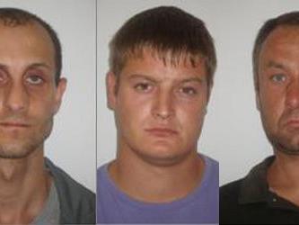 Wer hat diese Verdächtigen gesehen?