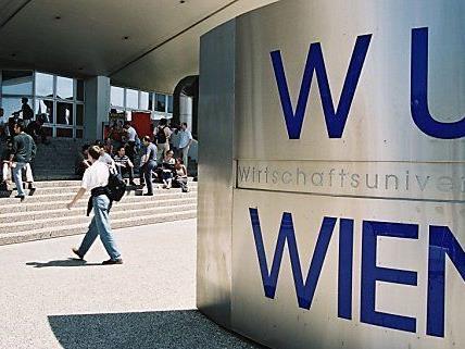Sponsoring an der WU Wien - alles nicht so einfach, so Rektor Badelt.