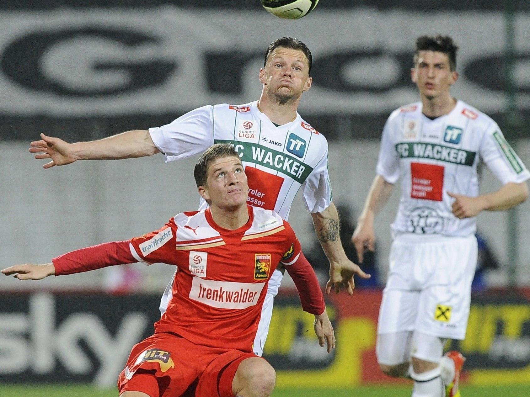 Österreichs Euro-Fighter sind wieder in der Liga aktiv.