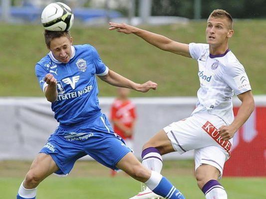 Ein erfolgreicher Tag für die Austria gegen den SV Oberwart.