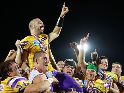 Die Raiffeisen Vikings gewannen die Chevrolet Austrian Bowl XXVIII am Samstag.