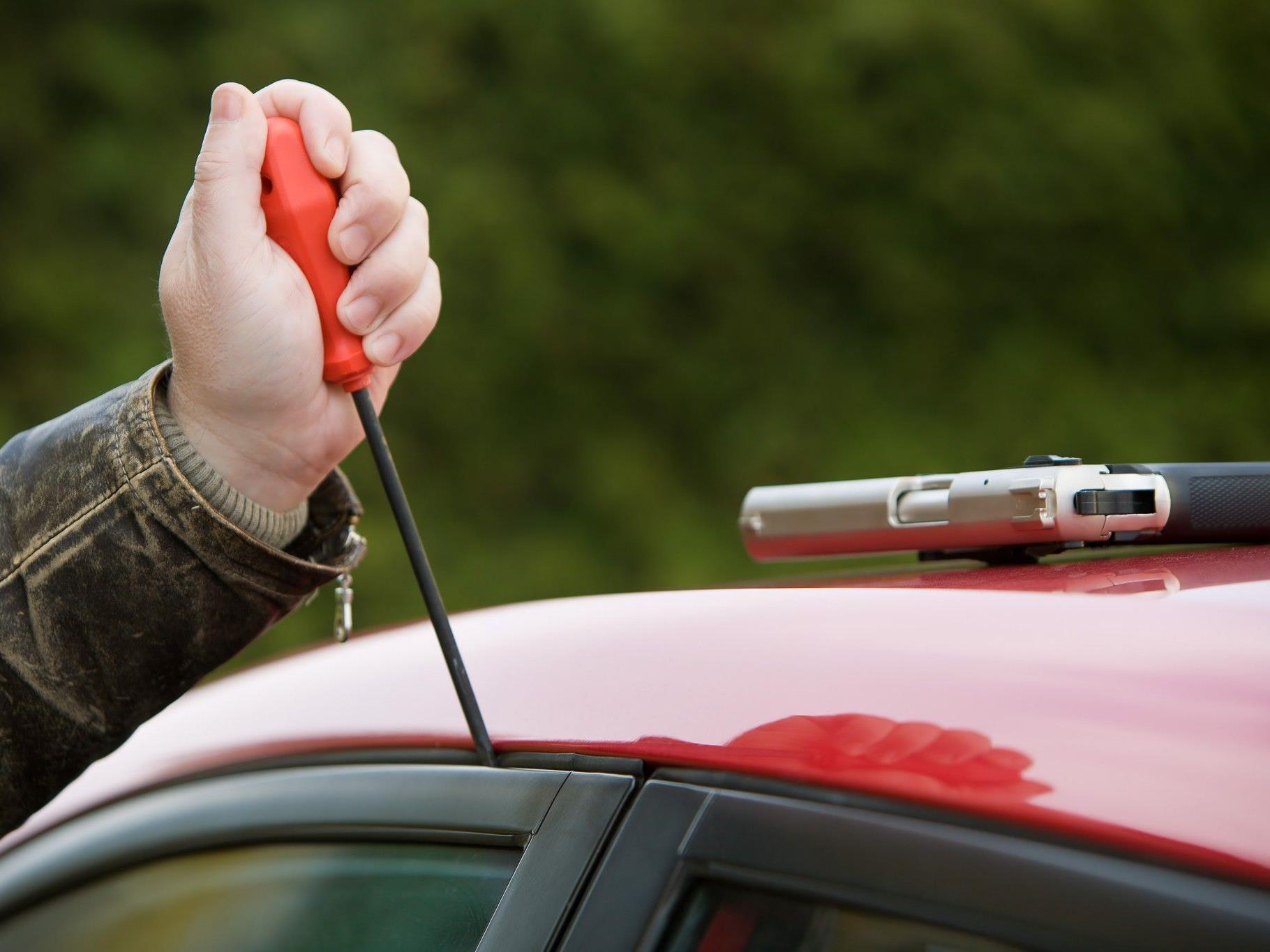 Einbrüche und Autodiebstähle sind gesunken, Online-Betrug steigt allerdings stark an