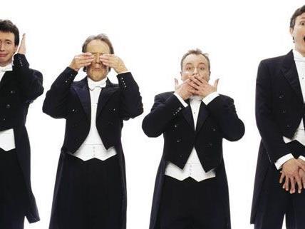 Das britische Quartett Cantabile gastiert im Theater am Spittelberg.