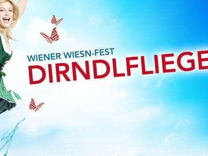 Am 27. Juli 2012 findet das Wiener Wiesn-Fest Dirndlfliegen statt.