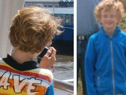 Der kleine Sebastian aus Wien, der auf Amrum verschwand, wird nun auch über Facebook gesucht