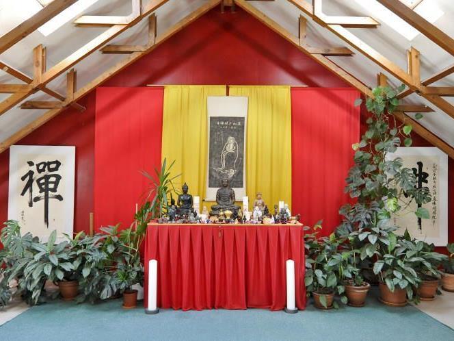 Der Kung Fu-Tempel in Wien feiert sein 10-Jähriges.