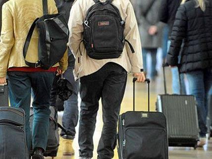 Passagiere saßen in der Nacht am Flughafen Wien-Schwechat fest.