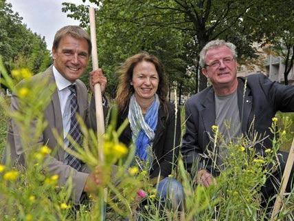 In Margareten setzt man sich für den Schutz der Gürtelwiesen ein.
