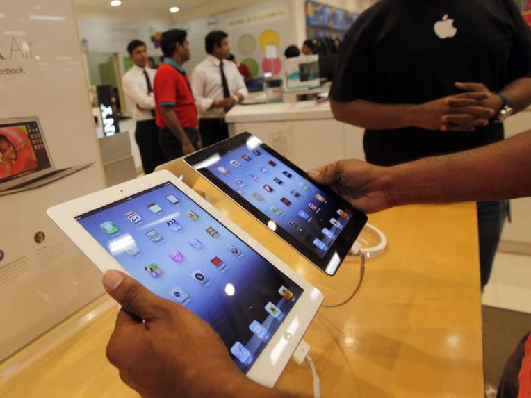 Apple will Branchenkreisen zufolge mit einem kleineren iPad auf die Konkurrenz reagieren.