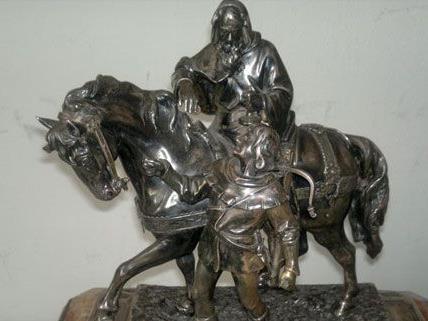 Händler erwarb gestohlene Statue aus Wiener Hotel Sacher