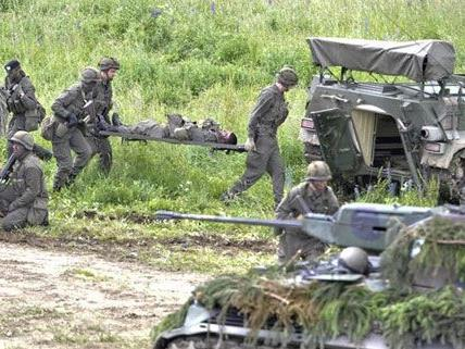 Tragischer Panzerunfall in Allentsteig am Donnerstag.
