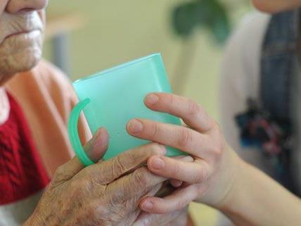Im Pflegewohnheim Liesing vertraut man in der Küche auf Fertig-Produkte.