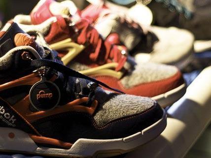 Käufer, Sammler, Fans und Fashionistas lockt die Sneakers Convention gleichermaßen an.