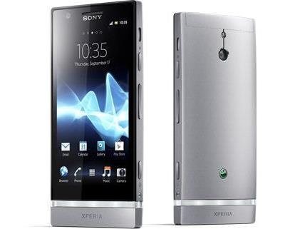 Das Sony Xperia P ging als testsieger hervor.