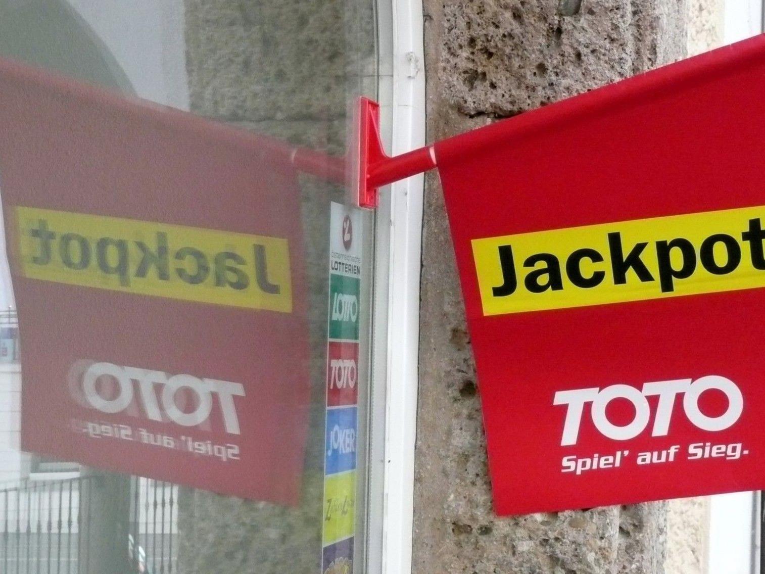 Ein Wiener knackte den Toto-Jackpot.