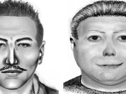 Nach diesen beiden Tätern sucht die Polizei nach dem Trickdiebstahl in Pernitz.