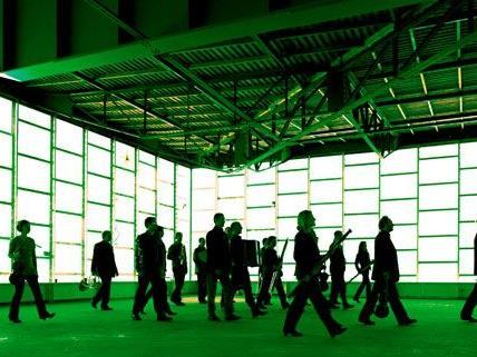Auch das Klangforum ist beim Festival Wien Modern vertreten.