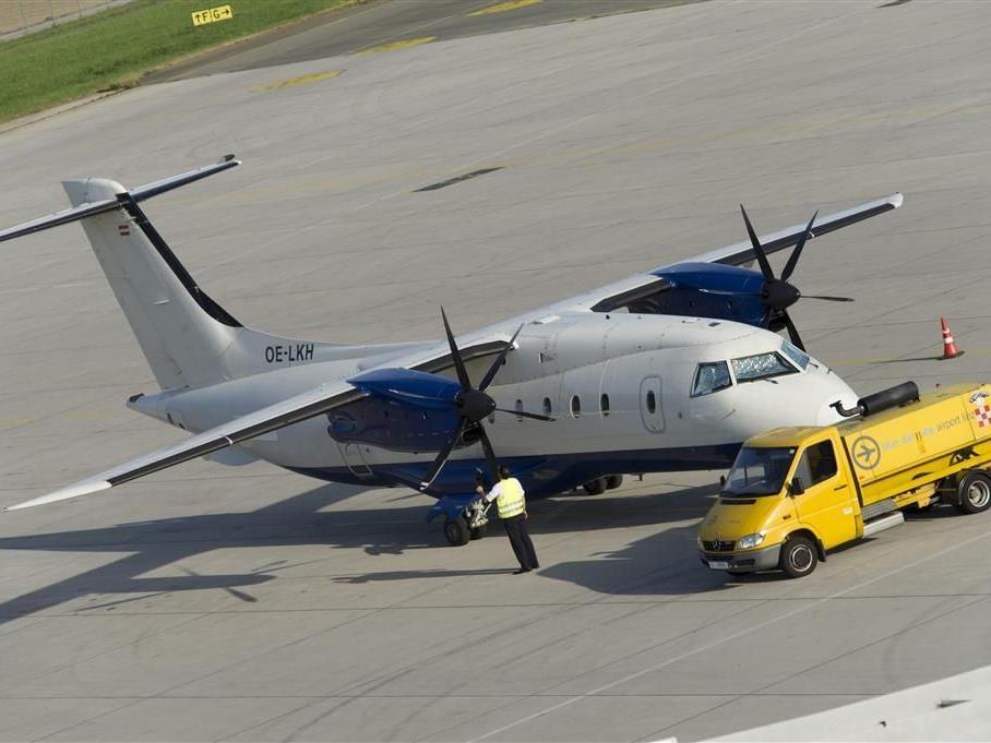 Die Maschine musste außerplanmäßig in Linz landen.