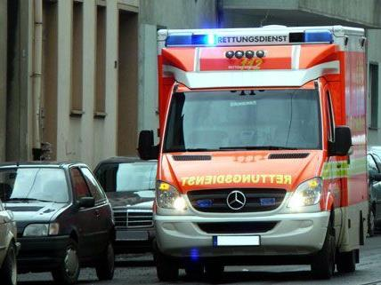 Schwerer Unfall in Wien Meidling