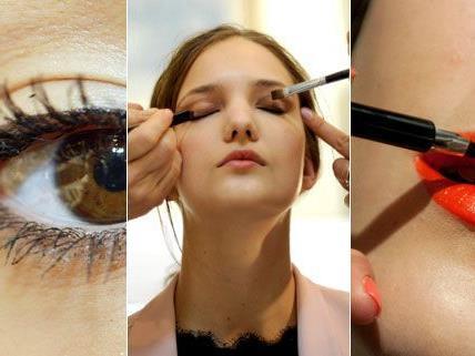 Die Make-Up Trends im Herbst sind bunt und vielseitig