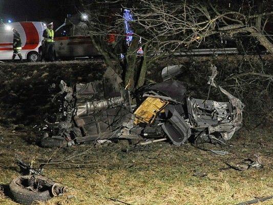 Der Unfall-Lenker bekannte sich schuldig im Sinne der Anklage.