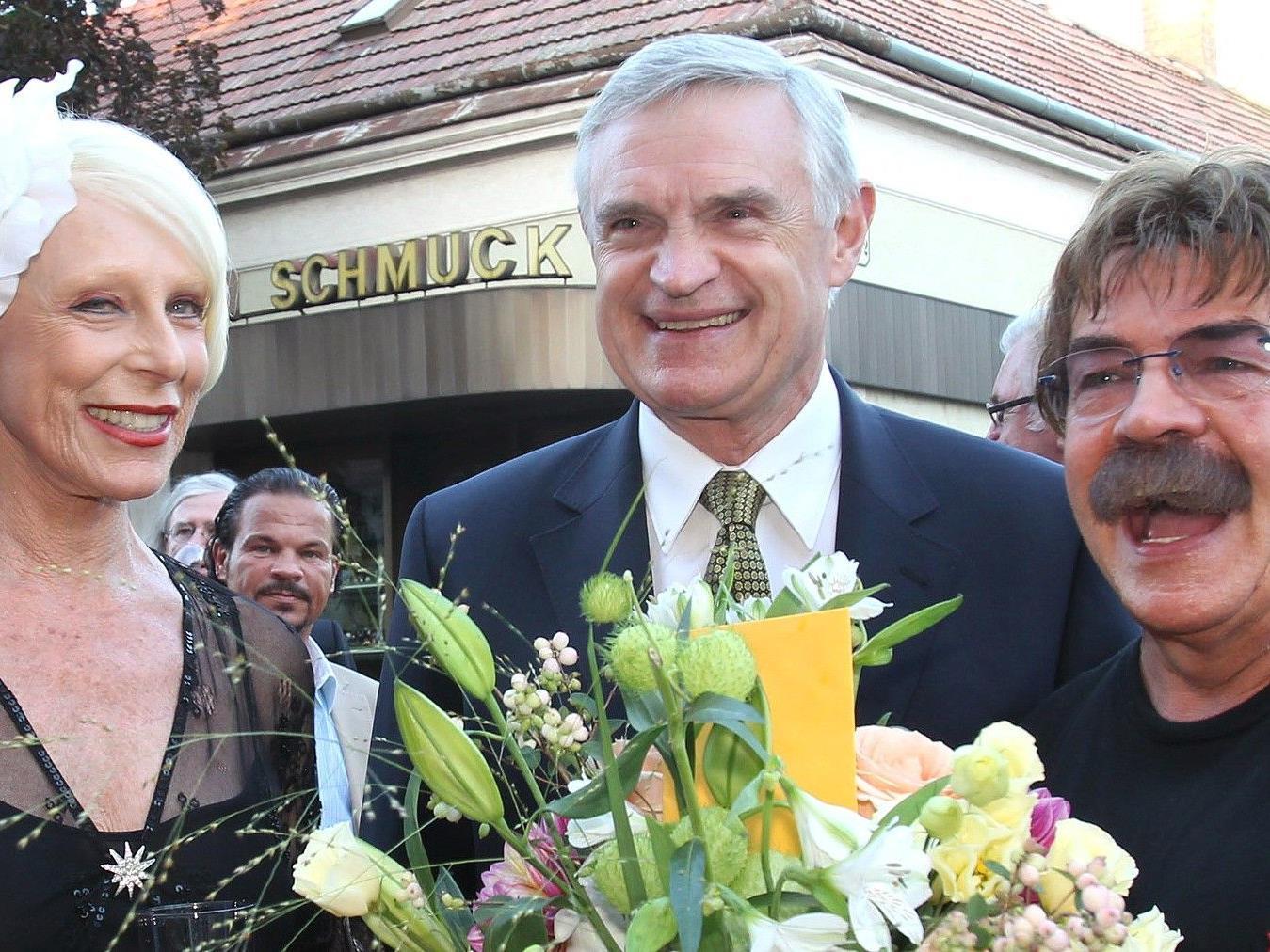 Marchfelderhof-Chef Gerhard Bocek lud zum 20. Geburtstag nach Deutsch-Wagram.