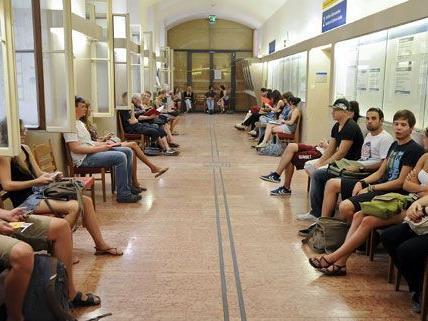 Universitäten Wiens: Studienanfänger kommen langsamer als gedacht