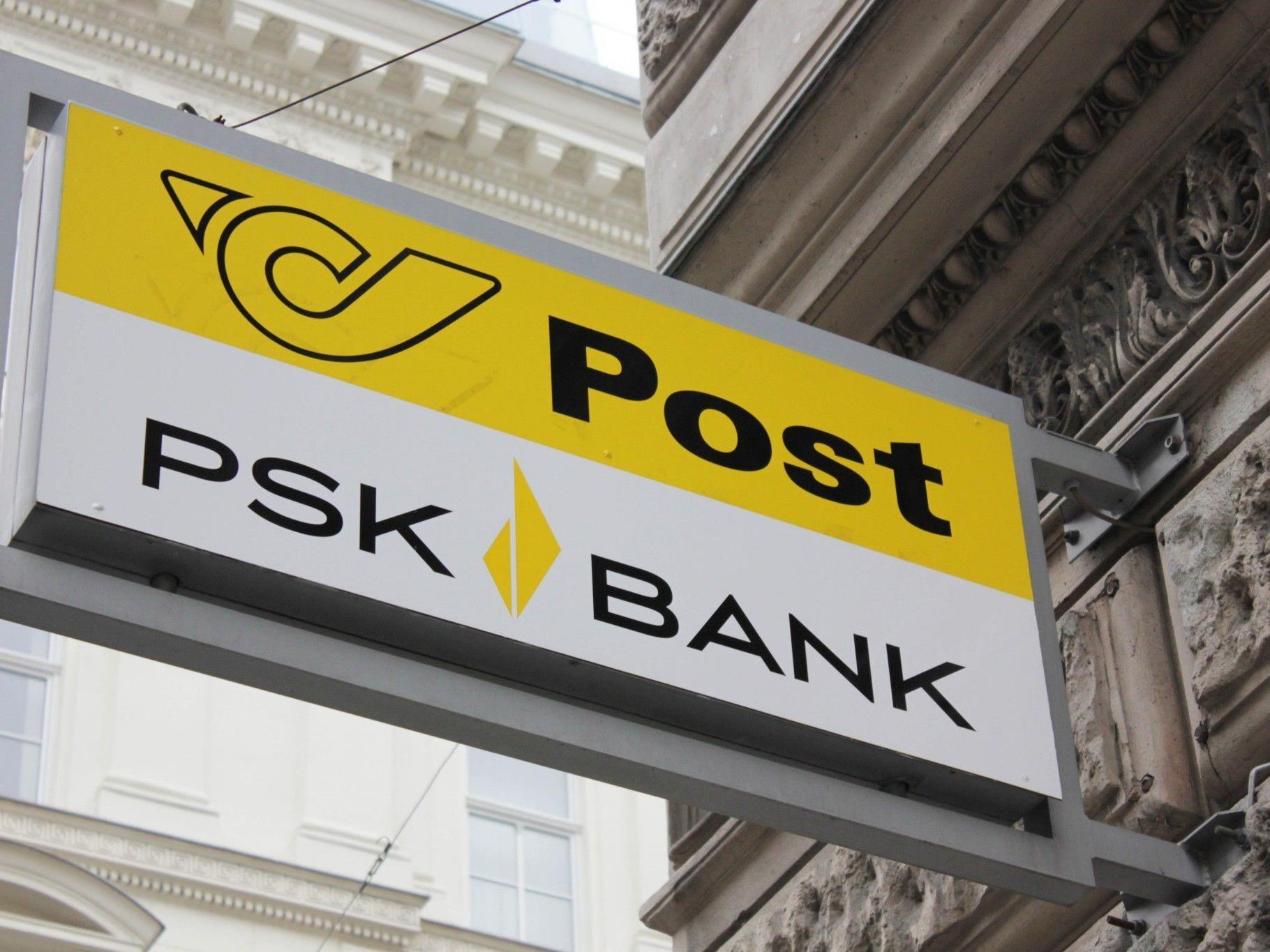 Am Mittwoch wurde ein Postamt auf der Wagramer Straße überfallen.