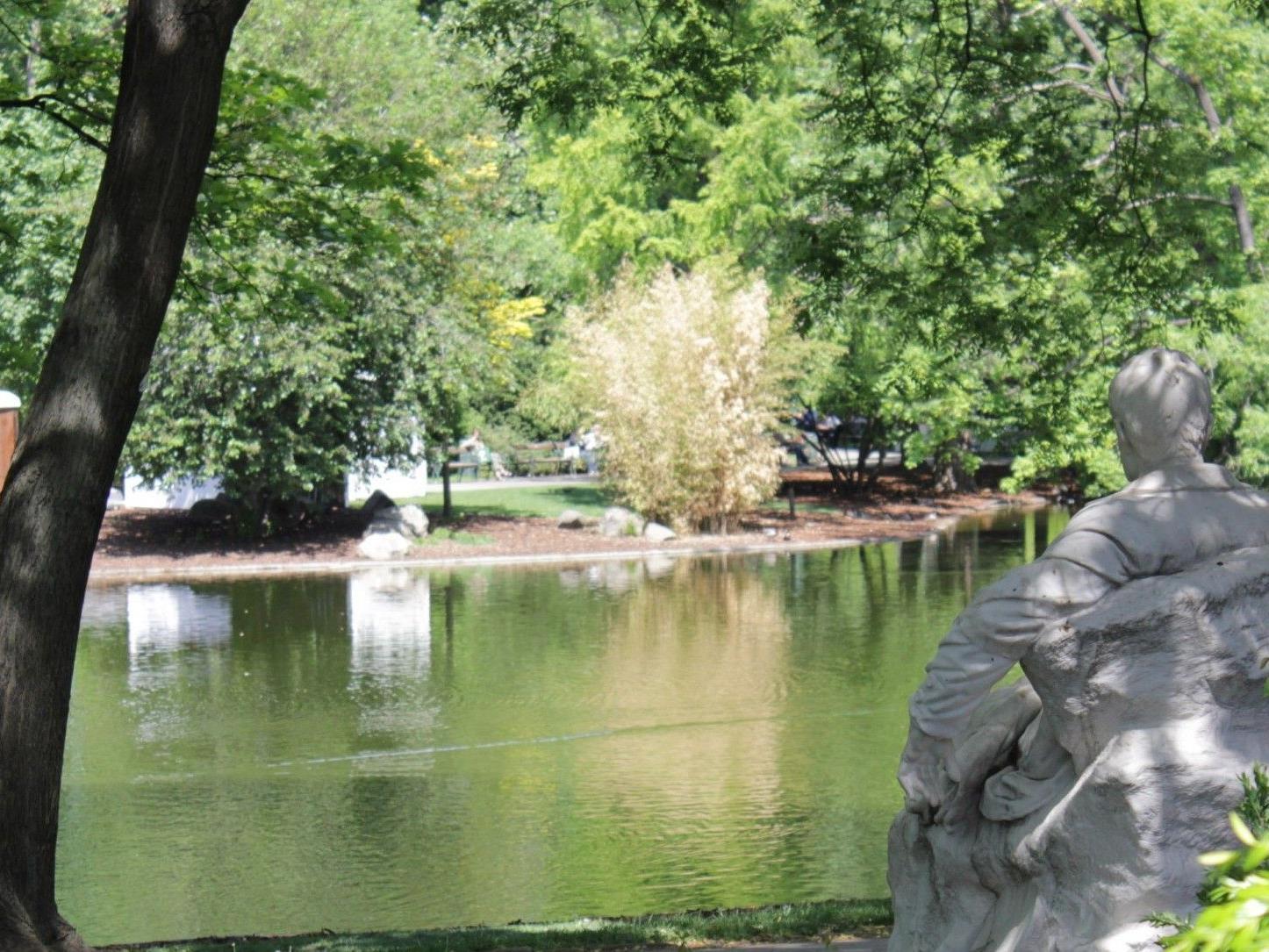 Der Wiener Stadtpark bietet Action und Erholung mitten in der City.