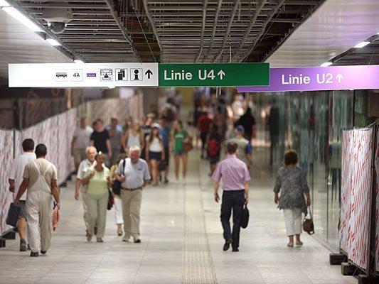 Die Karlsplatz-Passage ist wieder frei passierbar