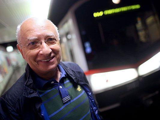 Der Mann hinter der Stimme der Wiener Linien: Franz Kaida