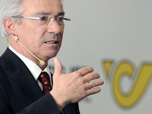 Der Generaldirektor der Österreichischen Post AG, Georg Pölzl, entschuldigte sich schriftlich bei den Postlern