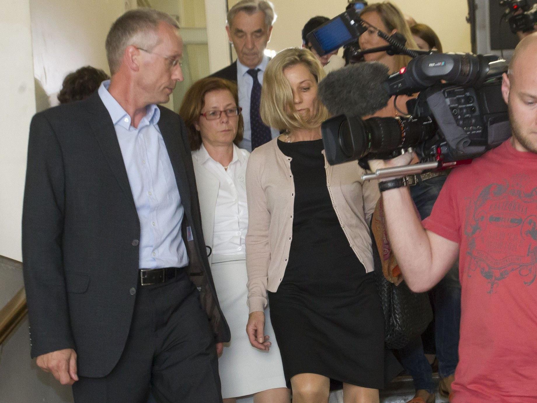 Die Urteile gegen Richterin Ratz und ihre Mitangeklagten waren den Anklägern zu niedrig.
