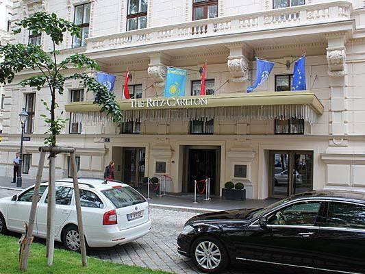 Das The Ritz Carlton Vienna wurde am Schubertring eröffnet