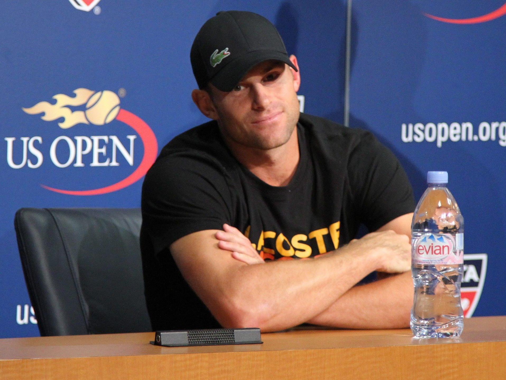 Andy Roddick gab überraschend seinen Rücktritt vom Profi-Tennis bekannt.
