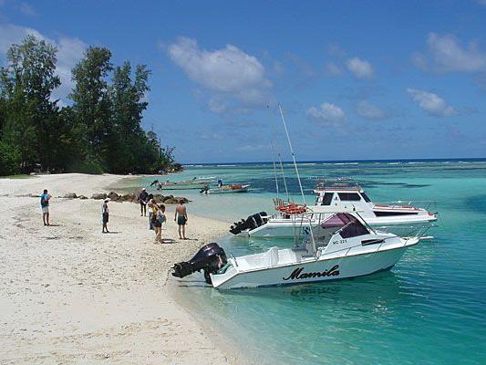 Auf den Seychellen ist ein Wiener unter Mordverdacht inhaftiert